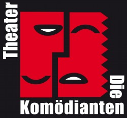 Theater Die Komödianten Logo