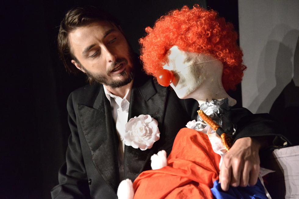 Kieler Theater Die Komödianten: Ivan Dentler in Ansichten eines Clowns